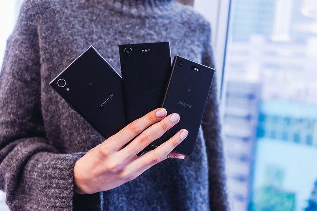 Первый взгляд на Sony Xperia XZ1 Compact: Компактный флагман вернулся