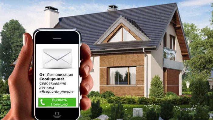 Современная защита дома с интернет-магазином Magazun