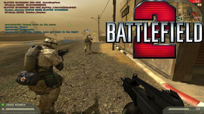 Обзор игры Battlefield 2