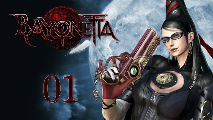 Обзор компьютерной игры Bayonetta