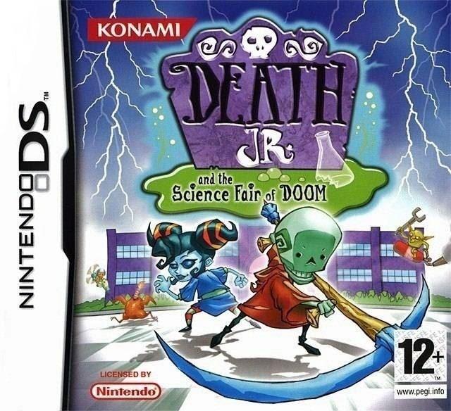 Обзор игры Death, Jr.