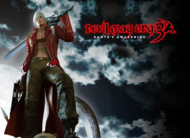 Обзор игр Devil May Cry 3: Dante's Awakening