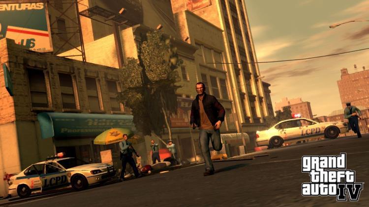 Обзор игры Grand Theft Auto 4