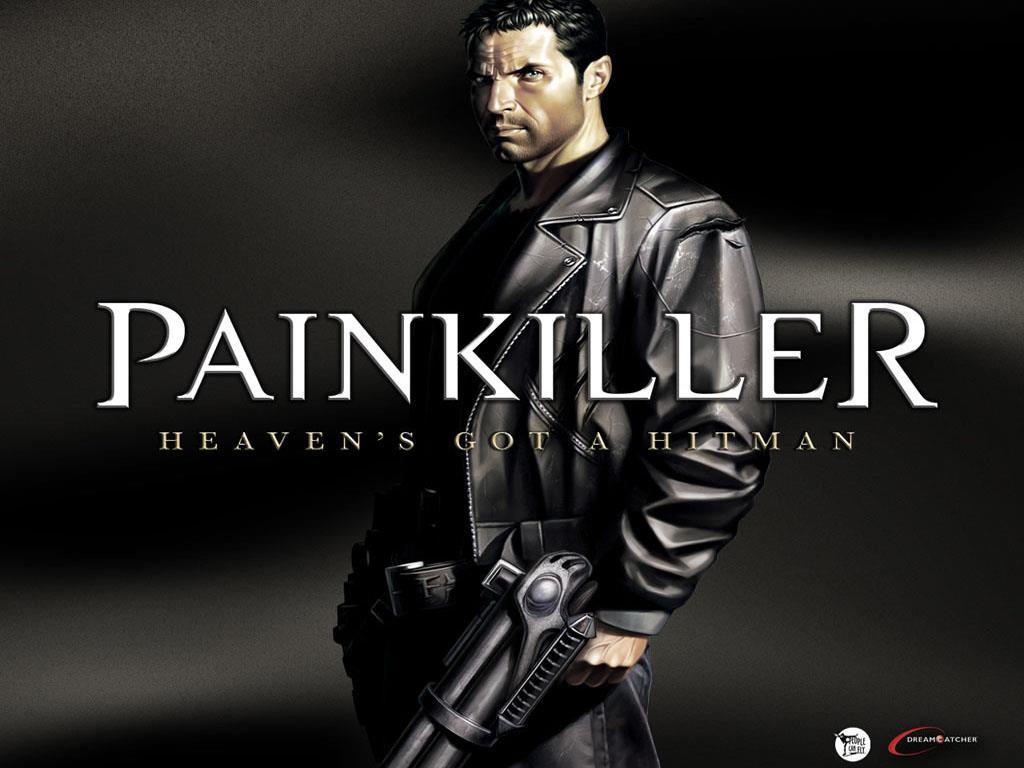Обзор игры Painkiller 1. История. Гемплей. Сюжет. Графика