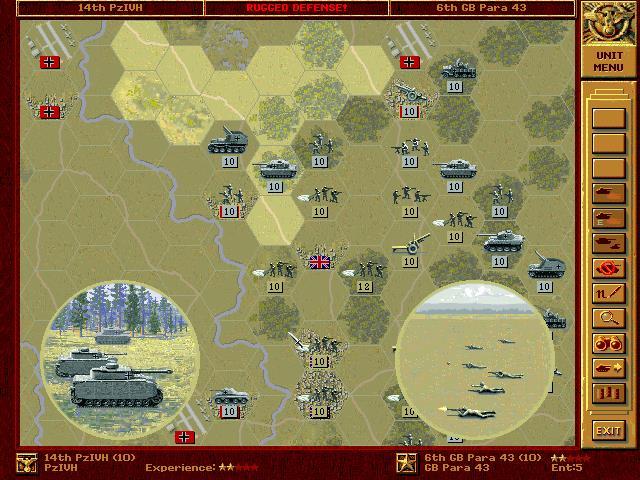 Вселенная игры Panzer General