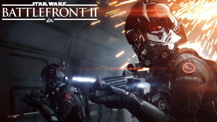 Star Wars Battlefront II. История. Графика. Гемплей. Интерфейс