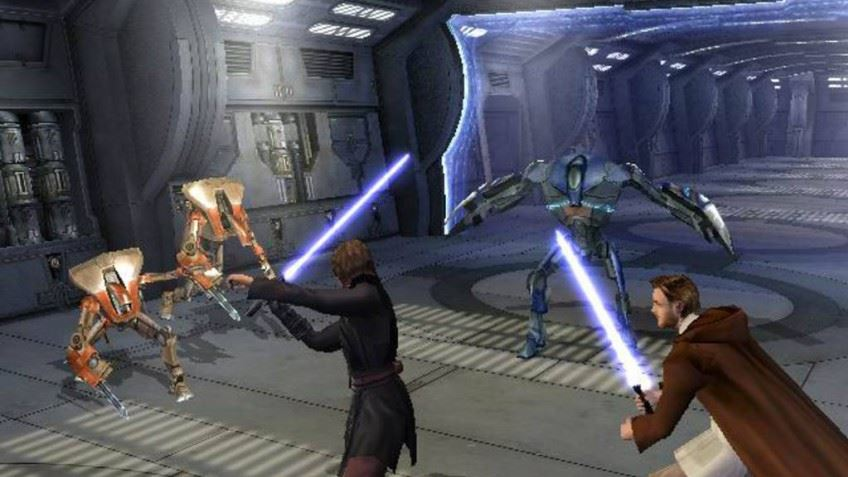 Обзор компьютерной игры Star Wars Episode III: Revenge of the Sith