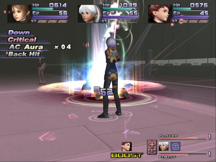 Игра Xenosaga Episode II: Jenseits von Gut und Bose