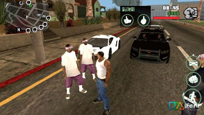 Обзор игры GTA San Andreas