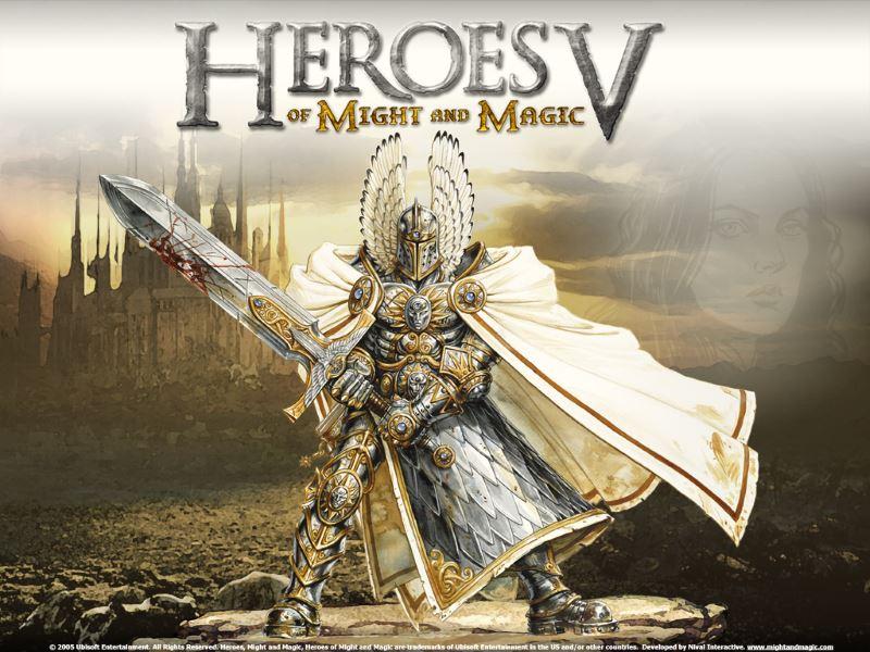 Обзор игры Heroes Might and Magic V. Сюжет. Особенности. Гемплей