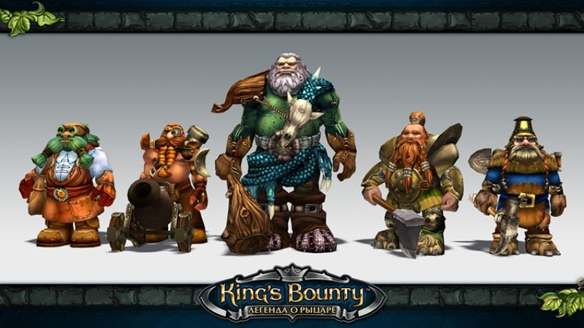 Обзор игры King's Bounty: Легенда о рыцаре