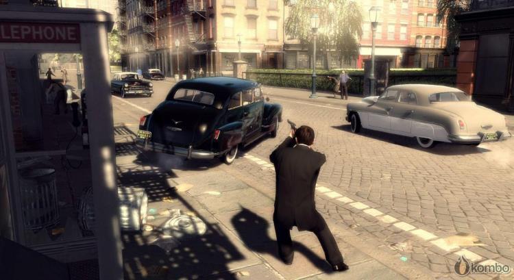 Обзор игры Mafia 2
