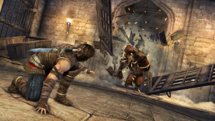 Prince of Persia: Забытые пески. Обзор, сюжет, гемплей