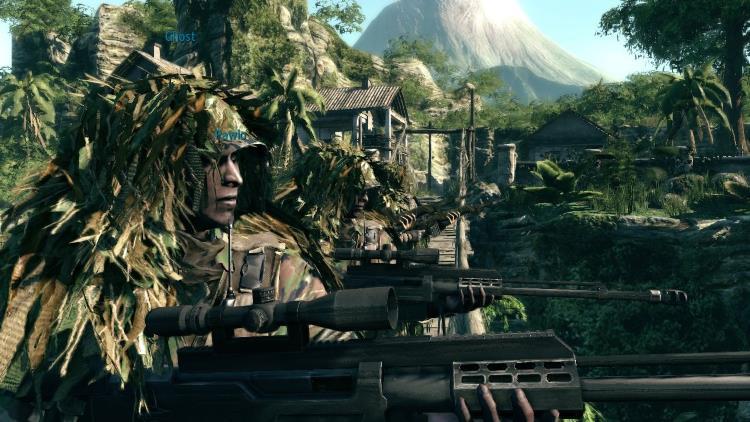 Обзор игры Снайпер: Воин призрак