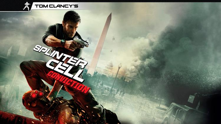 Обзор игры Splinter Cell Conviction