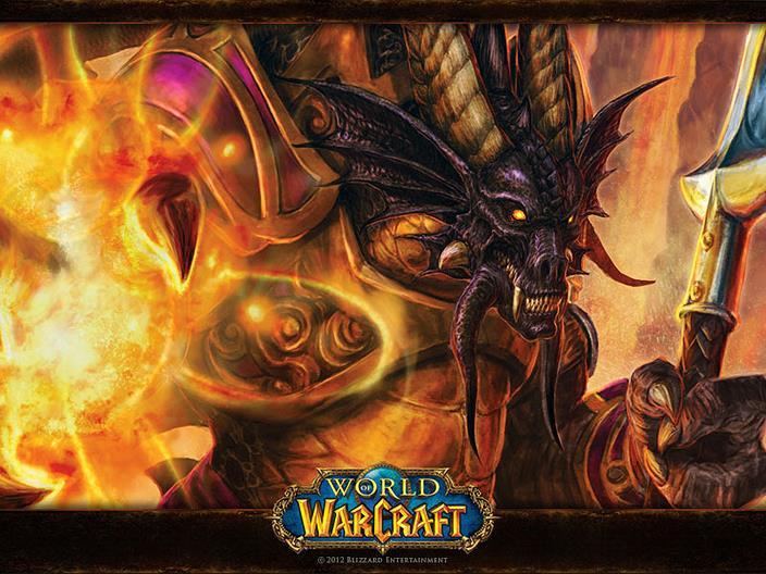 Дополнительный контент для World of Warcraft