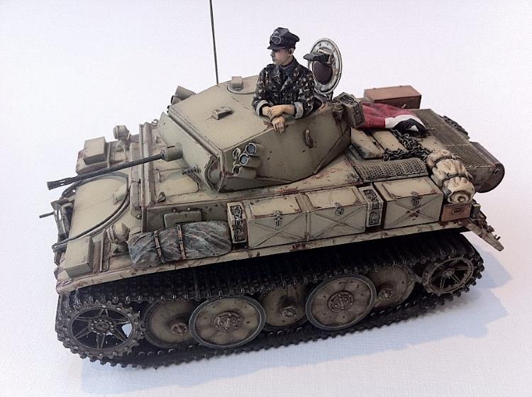 PzKpfw ll Ausf.L Luchs