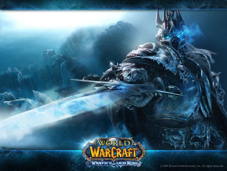 Обзор игры World of Warcraft: Wrath of the Lich King