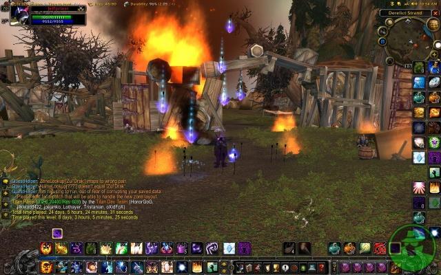 Обзор игры World of Warcraft: Wrath of the Lich King