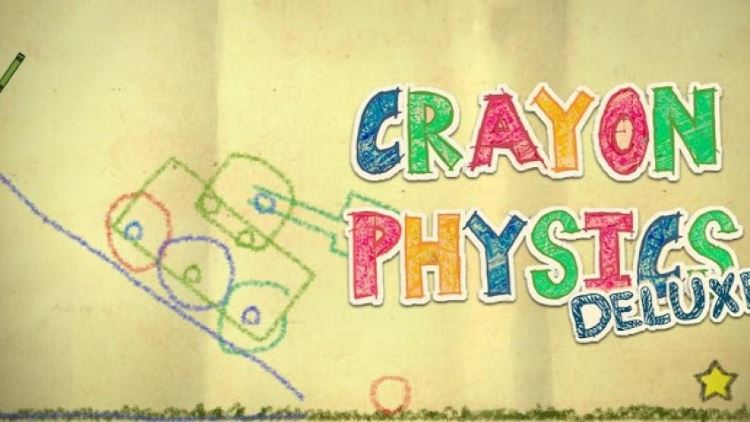 Обзор игры Crayon Physics Deluxe