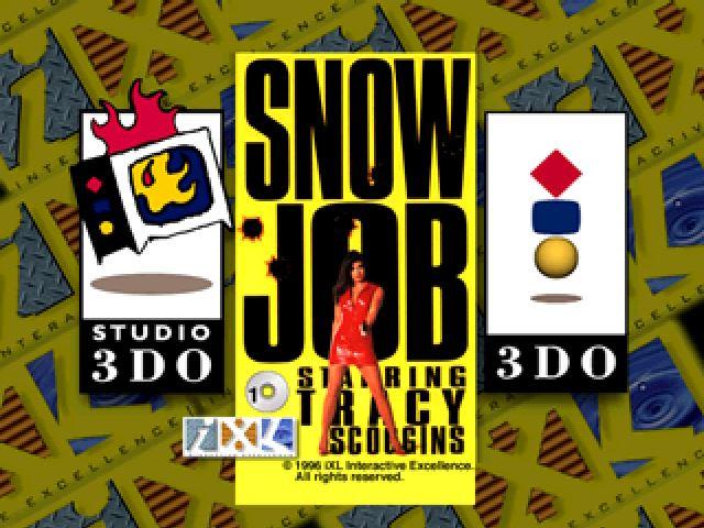 Обзор игры Snow Job