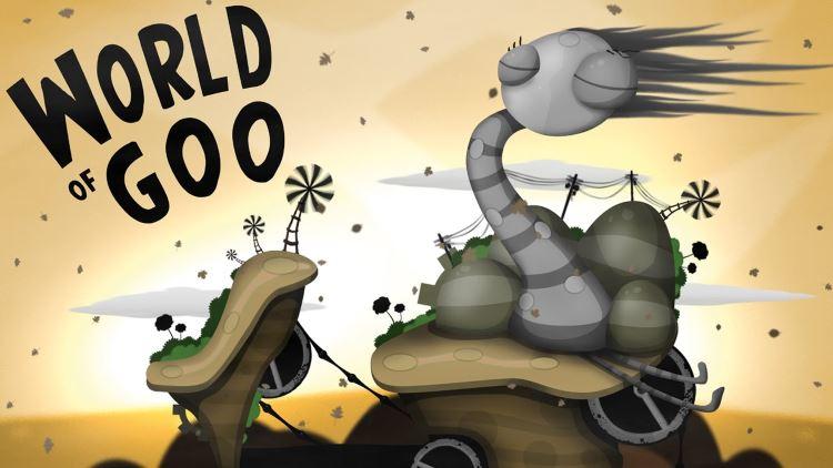 Обзор игры World of Goo