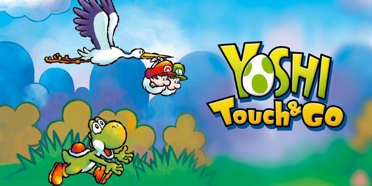 Обзор игры Yoshi Touch & Go