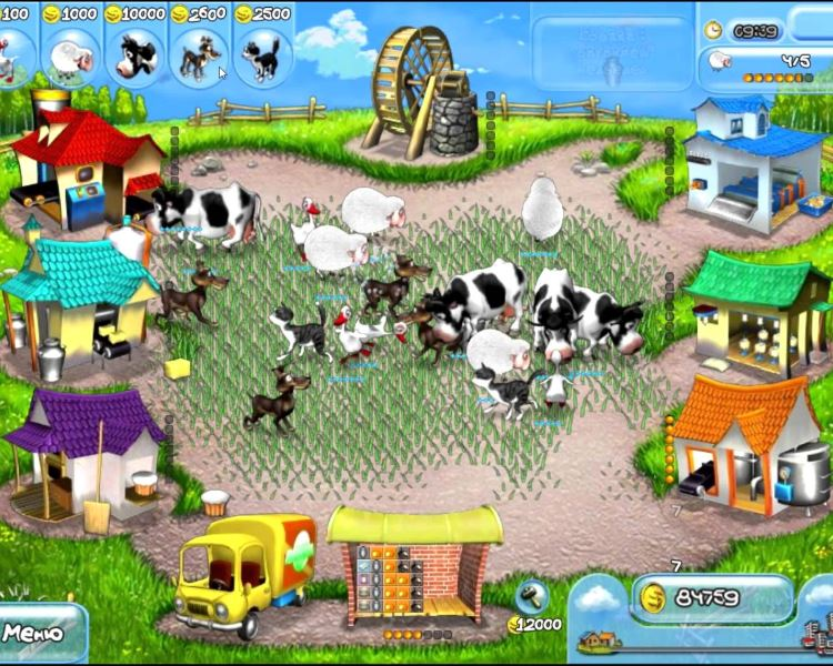 Весёлая ферма - увлекательный урок по животноводству